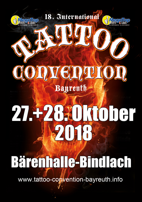 Tattoo Convention Bayreuth 2018